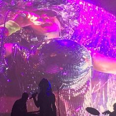 Giant disco Stufjan Stevens #bostoncalling