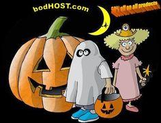 bodHOST's 2013 Best Halloween Web #Hosting Deals