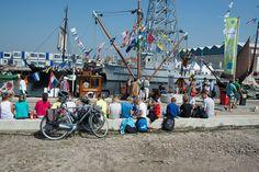Bootjes kijken #Sail de Ruyter Vlissingen 2013 #jandejongefotografie.nl