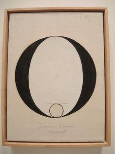 MODERNA MUSEET : Hilma af Klint - A Pioneer of Abstraction