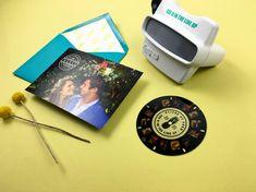 Ruban Collectif remerciement mariage 3d original