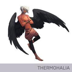 Чтение манги Thermohalia 1 - 4 - самые свежие переводы. Read manga online! - ReadManga.me