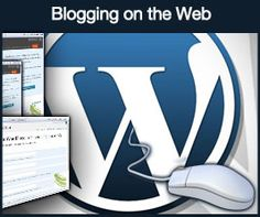 Course Certificate Completed: WordPress-Blogging-on-the-Web