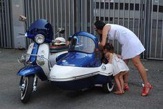 Milano da Vedere... in Lambretta: la fotogallery - News - Moto.it