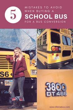 School bus engine diagram google search cdl pinterest bus 5 mistakes to avoid when buying a school bus for a bus conversion fandeluxe Gallery