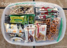 How to Make a Snack Station for KidsFacebookGoogle+InstagramPinterestTwitterYouTube