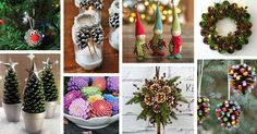 Diy pine cone crafts (ideas and designs) demonstrate the versatility of the simple pinecone. Find the best pleasure to decorate with them!