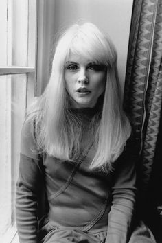 Deborah Harry (July 1, 1945) American singer-songwriter and actress