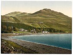 Arrochar, Scotland - home of clan MacFarlane