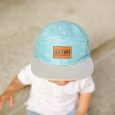 3a4700980a097 Hipster baby hats! 5-panel Snapbacks for babies and toddlers ❤ 9mo+ Hipster