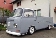 early single cab