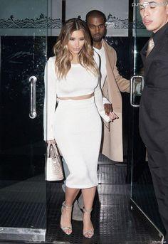 Kim kardashian style vestimentaire 2014