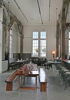 lafitte, san francisco (what a gorgeous space)