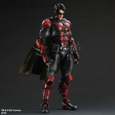 Batman Arkham Origins Play Arts Kai: Robin