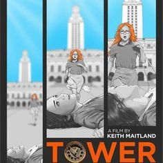 (100%) August 1st 1966 was the day our innocence was shattered. A sniper rode the elevator to the top floor of the iconic University of Texas Tower and opened fire, holding the campus hostage for 96 minutes in what was a previously unimaginable event. TOWER combines archival footage with rotoscopic animation of the dramatic day, based entirely on first person testimonies from witnesses, heroes and survivors, in a seamless and suspenseful retelling of the unfolding tragedy.