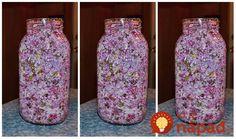 Keď kvitne orgován, vždy natrhám pár hrstí týchto kvetov a zalejme obyčajným olejom: Je to poklad do každej rodiny! Ayurveda, Lilac, Mason Jars, Herbs, Homemade, Health, Bottle, Home Decor, Gardening