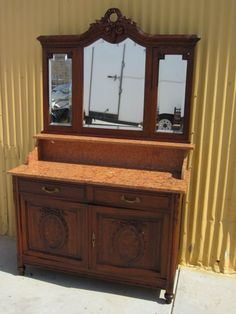 French Antique Dresser Commode Washstand Antique Bedroom Furniture