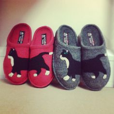 The new #Haflinger #slippers Babsy now in two colours http://www.shoegarden.co.uk/search?q=babsy&type=product