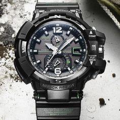 G-SHOCK&ROYAL AIR FORCE - магазин часов Секунда