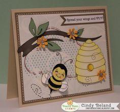 Cindys Scraptastic Designs: Peachy Keen Stamps April 2013 Release Sneak Peeks Day 1