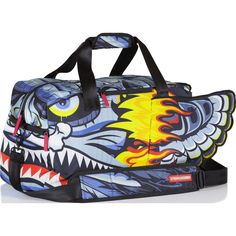 Sprayground Head Hunter Wings Duffel Bag | Totem