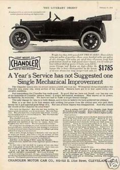 Chandler Car (1914)