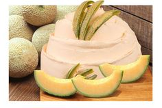 Organic Vanilla Melon Scented Glycerin Bar Soap All Natural, Vegan Friendly