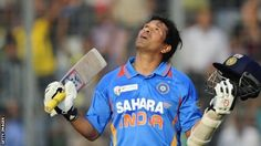 One in a billion : Sachin Tendulkar scores his 100th international century for India and he is from Bombay
