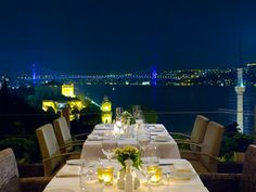 Topaz Delish Restaurant With A Great View Http://www.topazistanbul.com
