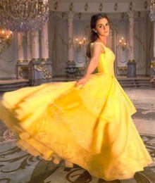 """Es ist raus: So sieht Emma Watson in """"Die Schöne und das Biest"""" aus"""