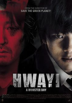 "FULL MOVIE! Hwayi: ""A Monster Boy"" (2013) 