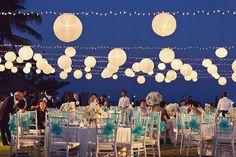 A Turquoise Bali Wedding at Conrad: Llewellyn and Sheryl