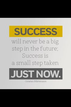 Success will never be a big step in the future. Success is a small step taken just now!  Come to Body Morph Gym in Ferndale, MI for all of your fitness needs!  Call (248) 544-4646 TODAY to schedule an appointment or visit our website www.bodymorph.net for more information!
