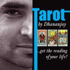 Astoundingly accurate Tarot readings by Dhananjaya. http://soothsayers-india.com/tarot-reading.html #tarot #psychic