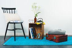 Turkoosi Satakieli-matto Table, Furniture, Design, Home Decor, Decoration Home, Room Decor, Tables, Home Furnishings