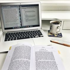 study-like-its-hot: July 2016 // Spent today working slowly through the first five chapters of Leviathan and typing up notes! Hope you're all having a productive day! Work Motivation, School Motivation, Study Space, Study Desk, Study Pictures, Study Organization, Study Hard, Study Inspiration, Studyblr