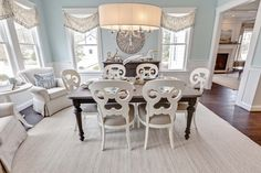 Kitchen Dining Room Table and Chairs Set
