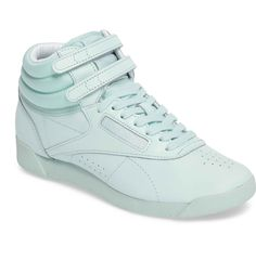 def9d6c1af1 Main Image - Reebok Freestyle Hi Colorbomb Sneaker (Women) Leather  Trainers