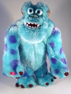 Disney Monsters University talking Sully Plush Free Shipping Store Exclusive  #Disney