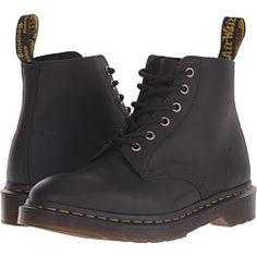 101 DrMartens 10064001 Black Smooth (4) | Omero Abbigliamento