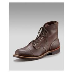 Red Wing Shoes Iron Ranger Boot, Amber Harness