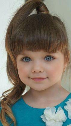 Hermosa,toda una princesa!!!