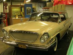 1961 Chrysler Newport Station Wagon