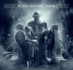 Change | Die alten Maschinen