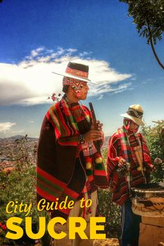 Everything you need to know about traveling to Bolivia's most beautiful city! http://www.bolivianlife.com/city-guide-to-sucre-bolivia/ #travelbolivia