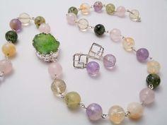 """Set """"""""Frenzy'' RETINUT Beaded Bracelets, Jewelry, Jewlery, Jewerly, Pearl Bracelets, Schmuck, Jewels, Jewelery, Fine Jewelry"""