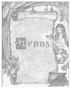 Herbs Cover page
