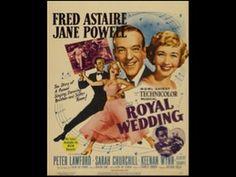 BODAS REALES (Royal Wedding, 1951, Full Movie, Spanish, Cinetel) - YouTube