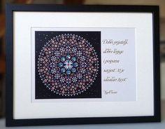 Custom message / 133 rhinestones, size 40x30 cm / Artist: Gordana Grahovar