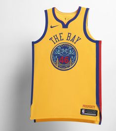 c5a2dc6adb3 Golden State Warriors - Nike NBA City Edition Jerseys